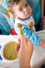 What To Do If Your Baby Is Refusing Solid Food