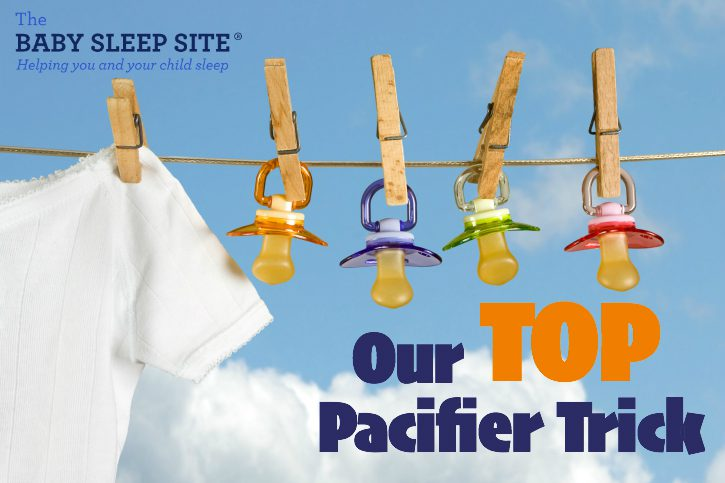 Our Top Pacifier Trick