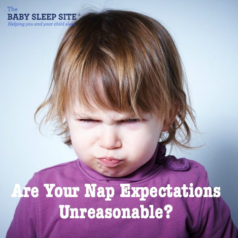 Are Your Baby or Toddler Nap Expectations Unreasonable?