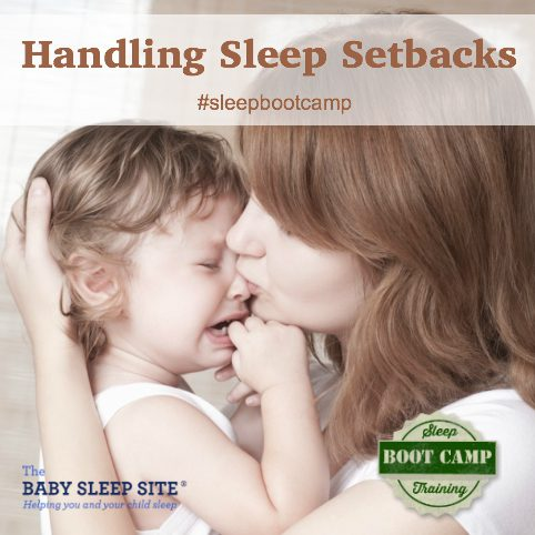 Handling Sleep Setbacks