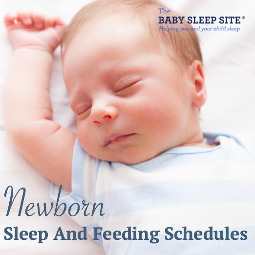 Newborn Sleep Feeding Schedule