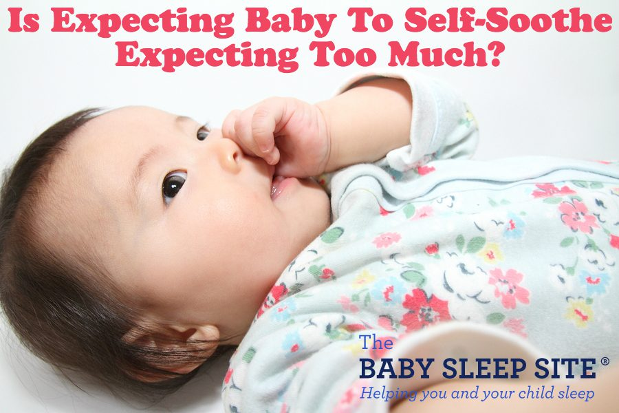 self-soothing-baby